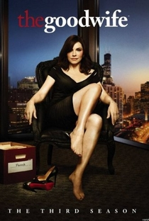 The Good Wife (3ª Temporada) - Poster / Capa / Cartaz - Oficial 1