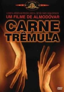 Carne Trêmula - Poster / Capa / Cartaz - Oficial 3