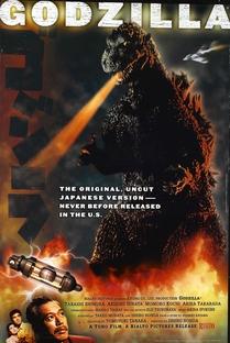Godzilla - Poster / Capa / Cartaz - Oficial 3