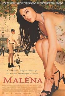 Malena - Poster / Capa / Cartaz - Oficial 6