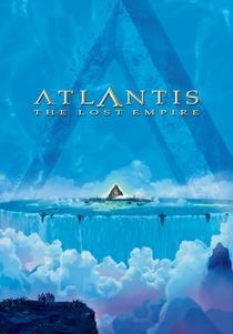 Atlantis - O Reino Perdido - Poster / Capa / Cartaz - Oficial 3