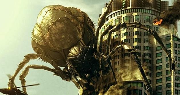 Assista ao novo trailer de Big Ass Spider!