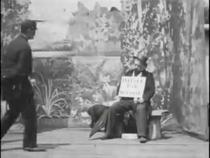 L'aveugle fin de siècle - Poster / Capa / Cartaz - Oficial 1