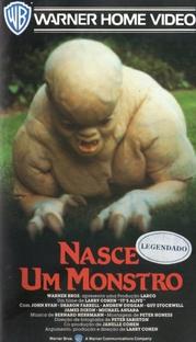 Nasce um Monstro - Poster / Capa / Cartaz - Oficial 2