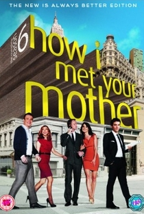 How I Met Your Mother (6ª Temporada) - Poster / Capa / Cartaz - Oficial 1