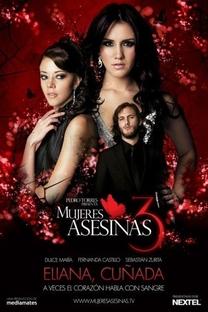 Mulheres Assassinas (3ª Temporada) - Poster / Capa / Cartaz - Oficial 1