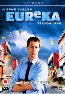 Eureka (1ª Temporada) - Poster / Capa / Cartaz - Oficial 1