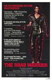 Mad Max 2: A Caçada Continua - Poster / Capa / Cartaz - Oficial 2