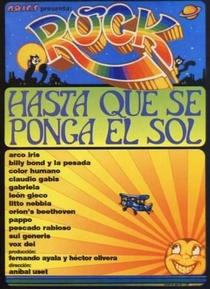 Hasta que se Ponga el Sol - Poster / Capa / Cartaz - Oficial 1