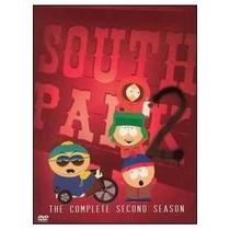South Park (2ª Temporada) - Poster / Capa / Cartaz - Oficial 2