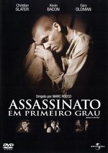 Assassinato em Primeiro Grau - Poster / Capa / Cartaz - Oficial 2
