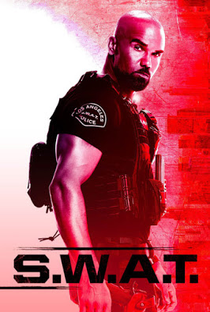 S.W.A.T. (3ª Temporada) - Poster / Capa / Cartaz - Oficial 1