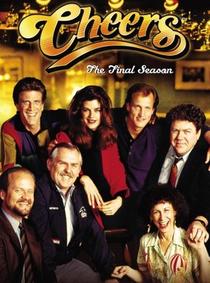 Cheers (11ª Temporada) - Poster / Capa / Cartaz - Oficial 1