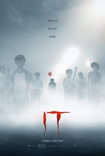 It - A Coisa - Poster / Capa / Cartaz - Oficial 9