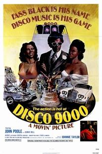 Disco 9000 - Poster / Capa / Cartaz - Oficial 1
