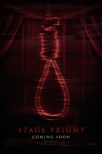 Stage Fright - Poster / Capa / Cartaz - Oficial 4