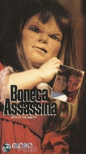 Boneca Assassina - Poster / Capa / Cartaz - Oficial 2