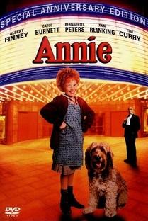 Annie - Poster / Capa / Cartaz - Oficial 3