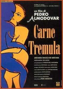 Carne Trêmula - Poster / Capa / Cartaz - Oficial 1