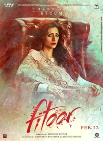 Fitoor - Poster / Capa / Cartaz - Oficial 4