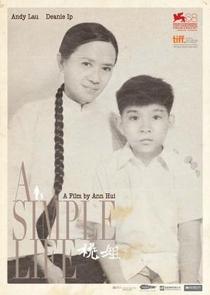 A Simple Life - Poster / Capa / Cartaz - Oficial 2