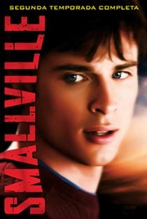 Smallville: As Aventuras do Superboy (2ª Temporada) - Poster / Capa / Cartaz - Oficial 2