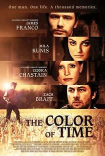 The Color of Time - Poster / Capa / Cartaz - Oficial 4