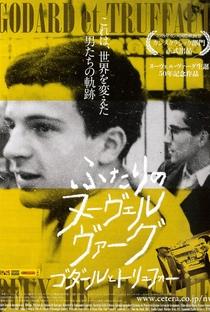 Godard, Truffaut e a Nouvelle Vague - Poster / Capa / Cartaz - Oficial 5