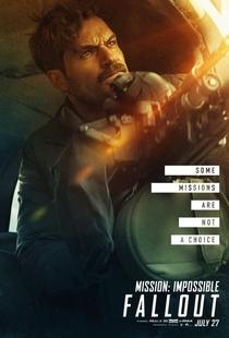 Missão: Impossível - Efeito Fallout - Poster / Capa / Cartaz - Oficial 10