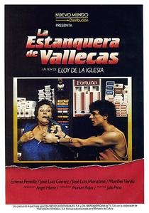 La Estanquera de Vallecas - Poster / Capa / Cartaz - Oficial 1