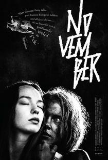November - Poster / Capa / Cartaz - Oficial 2