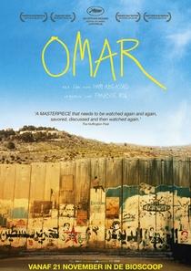 Omar - Poster / Capa / Cartaz - Oficial 1