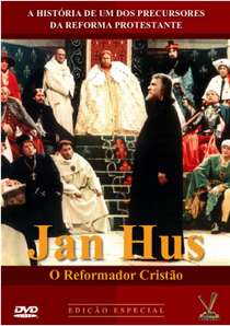 Jan Hus – O Reformador Cristão - Poster / Capa / Cartaz - Oficial 2