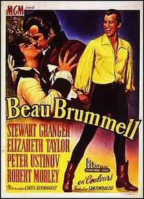 O Belo Brummell - Poster / Capa / Cartaz - Oficial 8