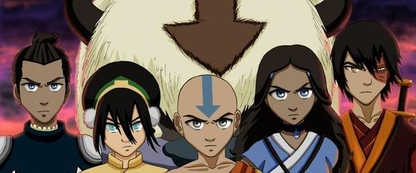 Avatar - A Lenda de Aang completa 10 anos hoje!