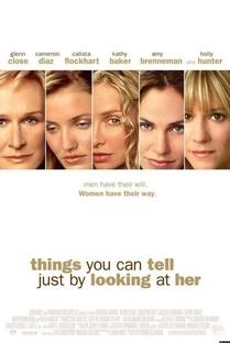 Coisas Que Você Pode Dizer Só de Olhar para Ela - Poster / Capa / Cartaz - Oficial 1