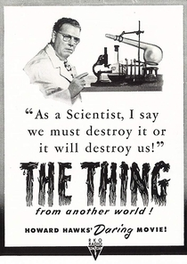 O Monstro do Ártico - Poster / Capa / Cartaz - Oficial 8