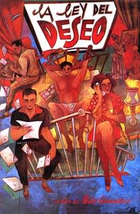 A Lei do Desejo - Poster / Capa / Cartaz - Oficial 8