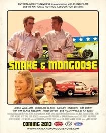 Snake e Mongoose - Poster / Capa / Cartaz - Oficial 1