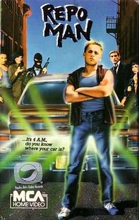 Repo Man - A Onda Punk - Poster / Capa / Cartaz - Oficial 5