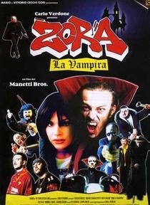 Zora la vampira - Poster / Capa / Cartaz - Oficial 1