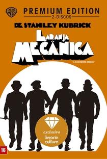 Laranja Mecânica - Poster / Capa / Cartaz - Oficial 21