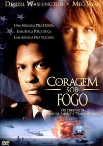 Coragem Sob Fogo - Poster / Capa / Cartaz - Oficial 3