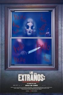 Os Estranhos: Caçada Noturna - Poster / Capa / Cartaz - Oficial 9