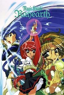 Guerreiras Mágicas de Rayearth (1ª Temporada) - Poster / Capa / Cartaz - Oficial 14