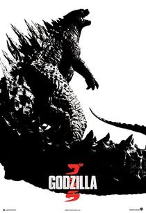 Godzilla - Poster / Capa / Cartaz - Oficial 8