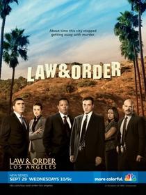 Lei & Ordem: Los Angeles (1ª Temporada) - Poster / Capa / Cartaz - Oficial 2