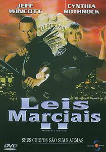 Leis Marciais 2 - Poster / Capa / Cartaz - Oficial 6