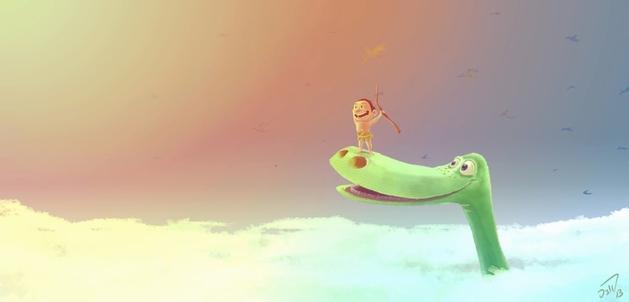 O Bom Dinossauro: novo longa da Pixar ganha seu 1º trailer