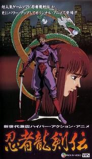 Ninja Gaiden - Poster / Capa / Cartaz - Oficial 1